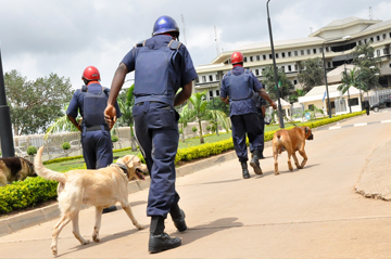 Lagos Security, Law and Order
