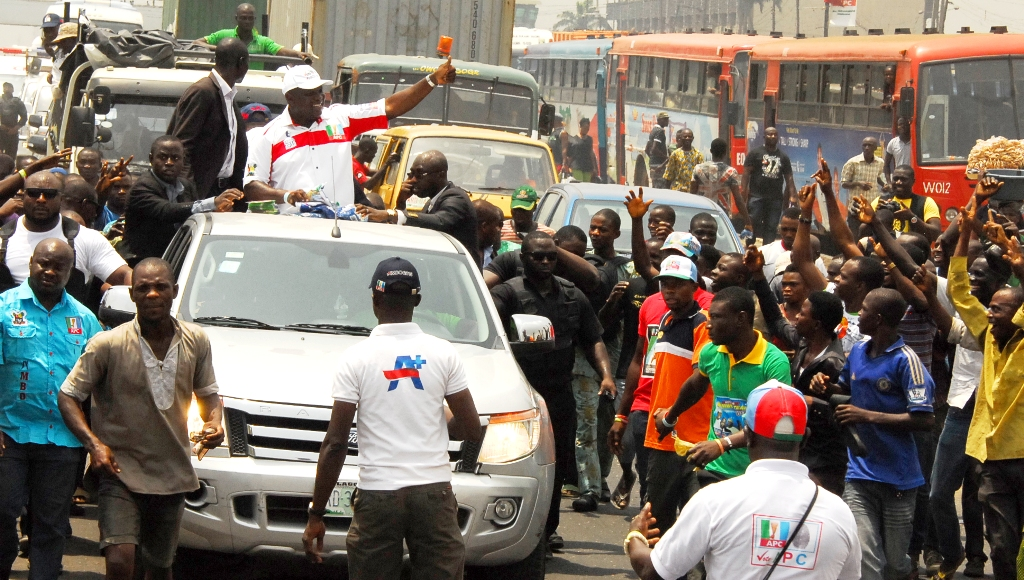 Ambode Roadshow Moves Through Maryland into Ojota